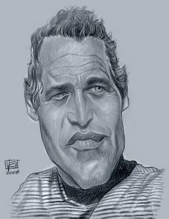 paul newman veteran 2027 best caricatures celebrities images on pinterest