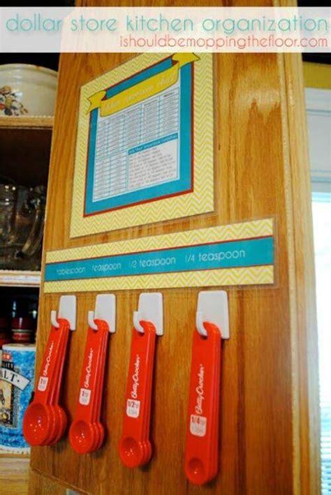 Kitchen Organization Dollar Store by Kitchen Organization Hacks
