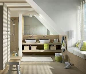 amenagement combles de reve idees de mansarde design With salle de bain design avec décoration combles aménagés
