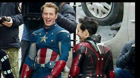 Mind Boggling Set Photos From Avengers That Will Blow