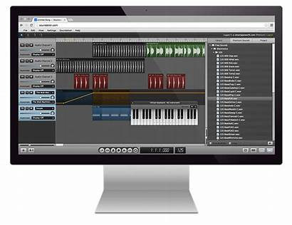 Audio Soundation Maker Editor Software Daw Editing