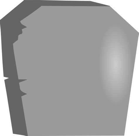 large blank tombstone clip art  clkercom vector clip