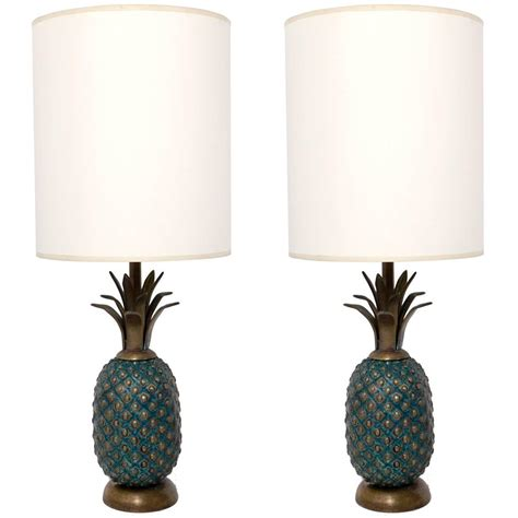 Pineapple Lights by Bronze Pineapple Ls By Pepe Mendoza At 1stdibs