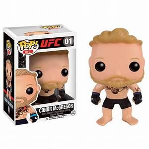 UFC Conor McGregor Pop! Vinyl Figure Merchandise Zavvi com