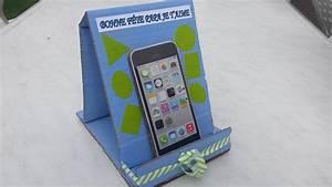 Bricolage Fête Des Pères Maternelle : porte t l phone pour la f te des p res bricolage ~ Melissatoandfro.com Idées de Décoration