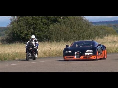 Bugatti Vs Ducati by Ultra Hd 4k Rolling Race Bmw S1000rr Vs Bugatti Veyron