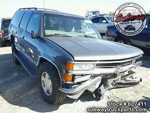 Used Parts 1999 Chevrolet Suburban 1500 5 7l L31 V8 4x4