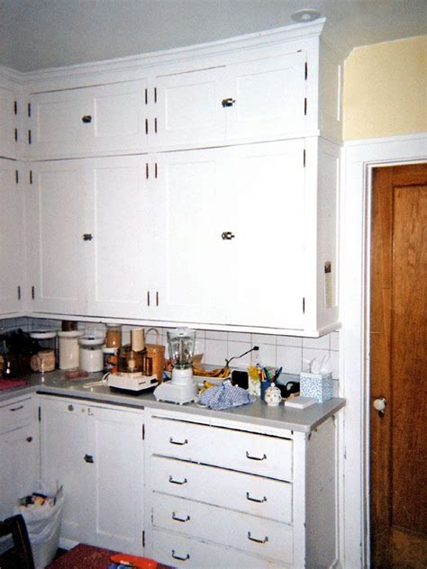 Original Cabinets From The 1920s  1920's Home In 2019