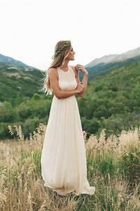 Boho Kleid Hochzeitsgast : das boho kleid als ausdruck eine freien geistes ~ Yasmunasinghe.com Haus und Dekorationen