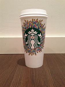 Drawings On Starbucks Cups By Soo Min Kim Weezbo ...