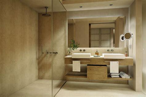 meuble cuisine vitré salle de bain moderne en bois très nature meuble et