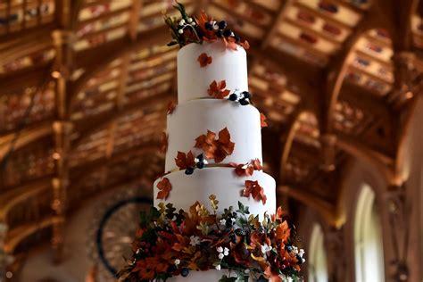 princess eugenies wedding cake    london