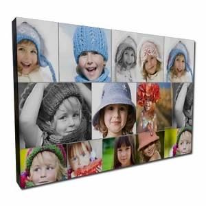 Tableau Pele Mele Photo : acheter une toile photo pele mele avec vos photos ~ Teatrodelosmanantiales.com Idées de Décoration