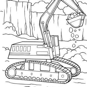 tractor coloring page google search tegninger maling