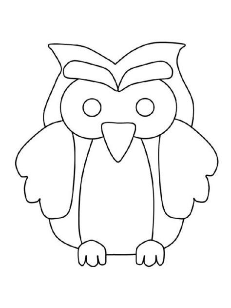 Eule nähen vorlage kostenlos : Eule Malvorlage - Eulen zeichnen & malen | Malvorlagen