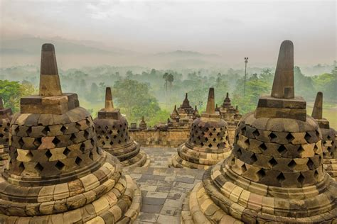 Yogyakarta, The Gate To The Beautiful Borobudur And