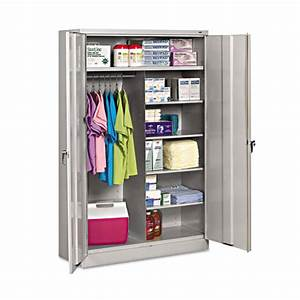 tnnj2478suclgy tennsco jumbo combination steel storage With kitchen cabinets lowes with oil change sticker printer