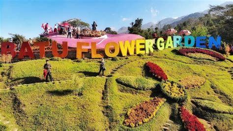 harga tiket  rute lokasi batu flower garden malang