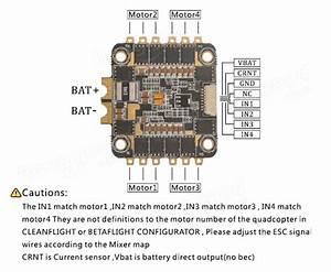 Racerstar 35a 4 In 1 Esc Wiring Diagram