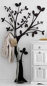 Baum Als Garderobe : heine garderobe baum diesdas pinterest garderobe baum garderobe und wandgarderobe ~ Buech-reservation.com Haus und Dekorationen
