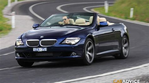 2008 Bmw 6 Series by 2008 Bmw 6 Series Coup 233 And Convertible Photos 1 Of 6