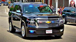 Chevrolet Tahoe Police Lights Boston Police Unmarked Chevy Tahoe Ltz Ppv Forward Facing