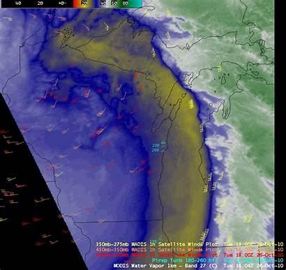 Satellite Goes Modis Vapor Water Turbulence Cimss
