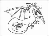 Dragon Pages Coloring Printable Colouring Activity Bestcoloringpagesforkids Via sketch template