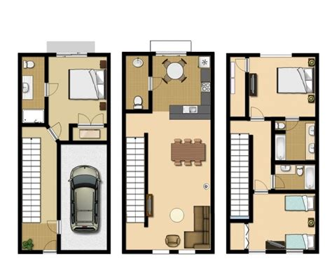 bedroom executive townhouse square house floor plans town house plans apartment floor plans