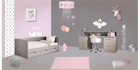 chambre fille et gris nouveau couleur chambre fille et gris id es de design