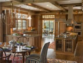 rustic country kitchen ideas casual country rustic kitchen by wendy johnson