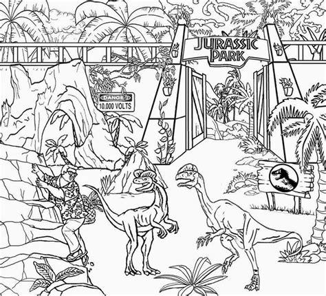 Dinosaurus Kleurplaat Jurrasic World by Lego Jurassic World Coloring Pages Coloring Pages
