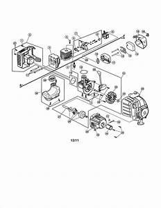 Craftsman Mini Tiller Parts