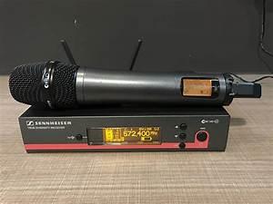 Sennheiser Em 100 G3 Receiver And Skm 100 G3 Wireless
