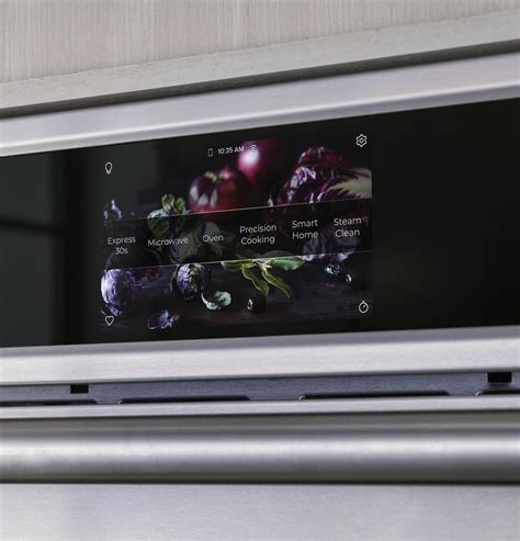 monogram zsbnss   built  electric single wall oven stainless steel