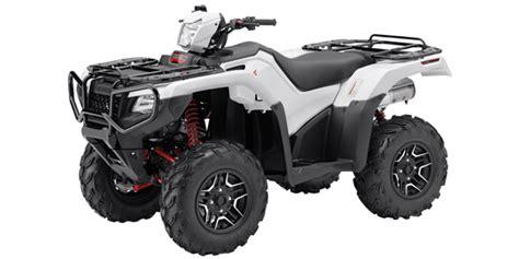 Honda Announces 2015 Atv Lineup