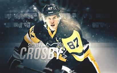 Crosby Sidney Penguins Pittsburgh Hockey Nhl Ice