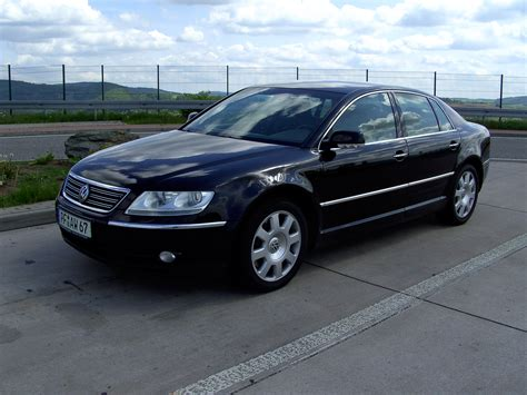 2005 Volkswagen Phaeton V6 4motion Related Infomation
