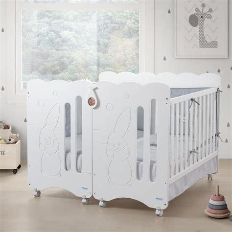 chambre jumelles lits bb pour jumeaux jumelles copito de micuna lits bb