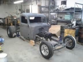 Rat Rod Truck Frame Plans