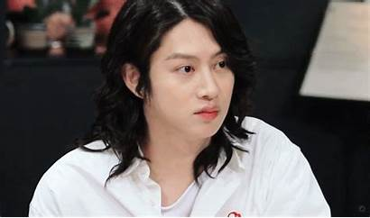 Heechul Kim Hairstyles Pop Soompi Leurs Surpris