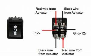 Off On Rocker Switch Wiring Diagram