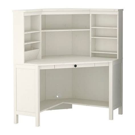 White Corner Desk With Hutch Ikea by Tjusig Stains Work Stations And Corner Workstation
