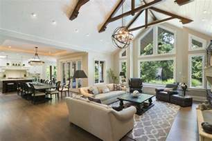Photo Of 20house Designs Ideas by 20 Gorgeous Open Concept Rooms Page 4 Of 4