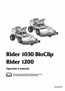 1200 Manuals