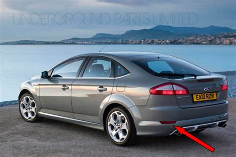 2007 Ford Mondeo Iv Hatchback Pictures Information And