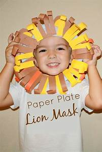 Bohrhammer King Craft : lion mask lion mask pretend play and lions ~ Michelbontemps.com Haus und Dekorationen