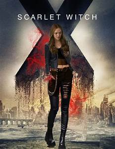 X-men: Days of Future Past Character poster - Wanda ...