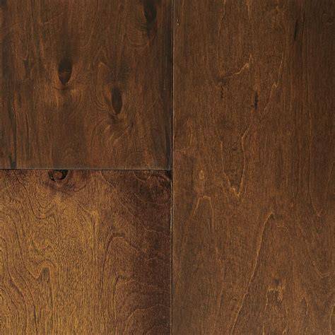 click engineered hardwood sterling floors take home sle balmoral birch engineered click hardwood flooring 6 1 2 in