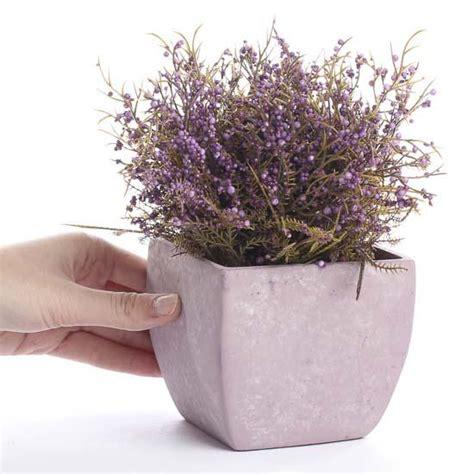 lavender potted plants artificial lavender potted plant floral sale sales